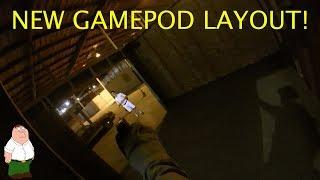 NEW GAMEPOD SETUP!