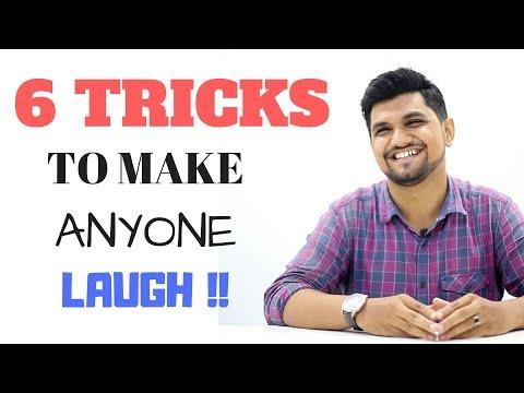 HOW TO MAKE ANYONE LAUGH (HINDI) | PERSONALITY DEVELOPMENT