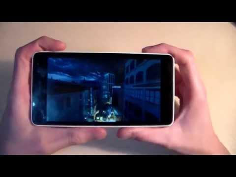 Игры на Microsoft Lumia 535 (Asphalt8, DeadTrigger2, Subway Surf) GameTest