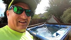 Hot tub removal in Plano Texas then Diego speaks english?   /  www.junkguysdfw.net
