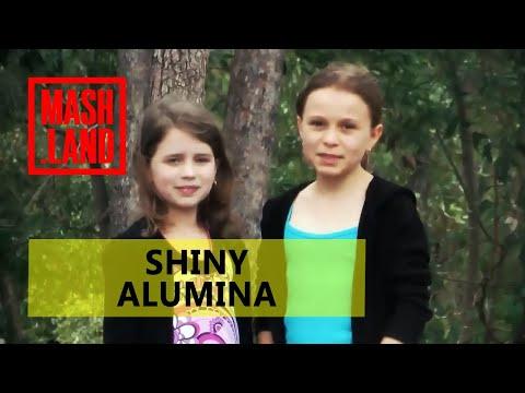 Shiny Alumina