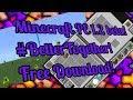 Minecraft Pocket Edition 1.2 beta! Free download apk!