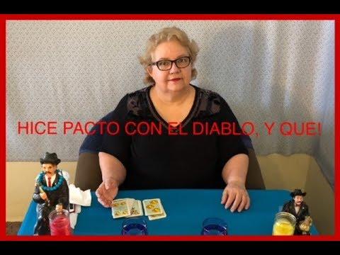 HICE PACTO CON EL DIABLO, Y QUE!