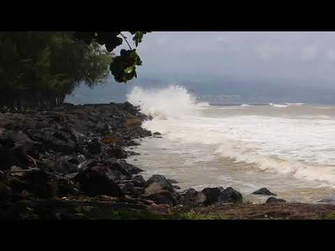 High Surf after Hurricane Ignacio