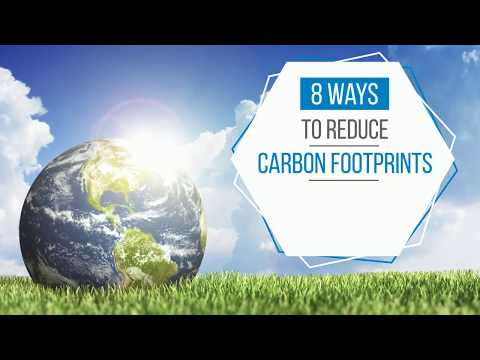 8 Ways To Reduce Carbon Footprints By Team EnKing International