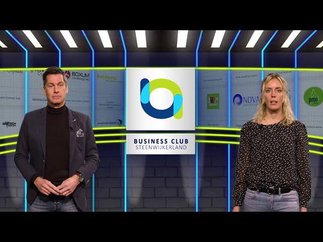 Business Club Steenwijkerland Journaal januari - 2021