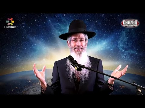 The Tremendous Power within Us - Rabbi Dovid Goldwasser