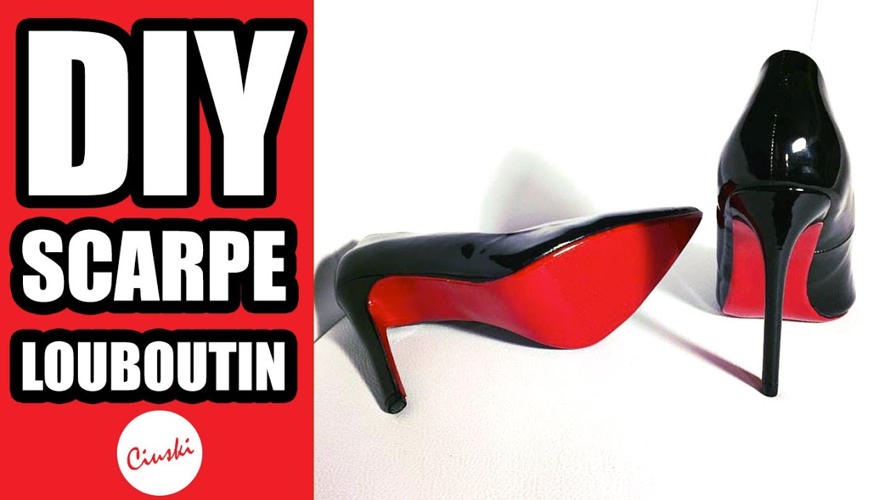 c23cbd9c879 👠 Christian Louboutin da 20 EURO - Fai-da-te scarpe SUOLA ROSSA ...