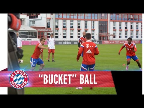 Müller, Dante & Co. with 'special' training