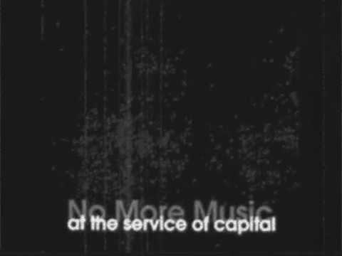 No more music at the service of capital - Lucio Capece y Mattin (Disco Completo)