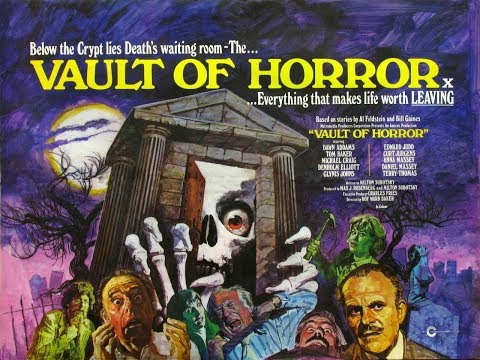 Vault Of Horror(1973) | Movie Review