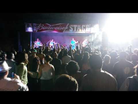 Poo Live Crew Denton Jazz Festival