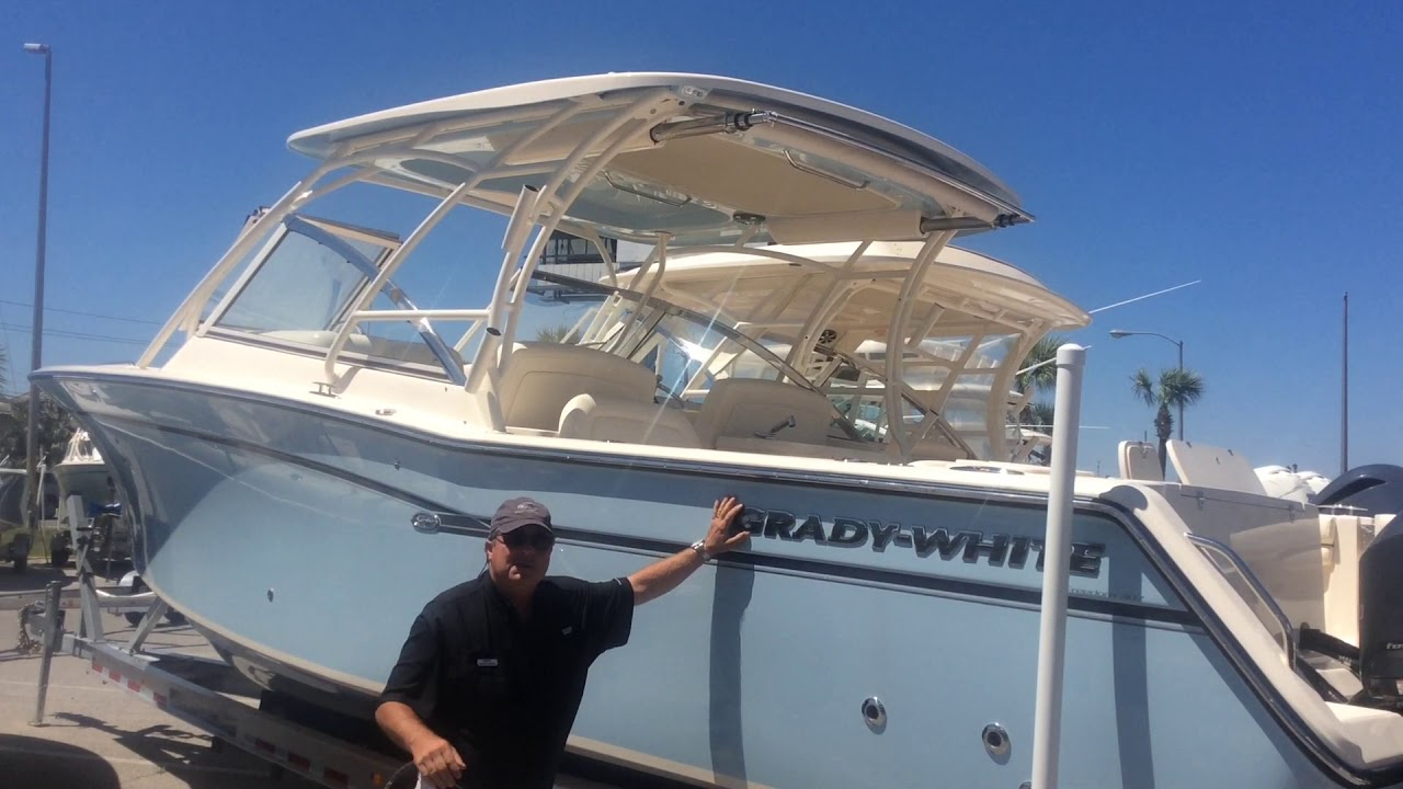 2019 Grady-White Freedom 307 For Sale at MarineMax Panama City Beach