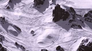 Backcountry Slopestyle Highlights - Swatch Skiers Cup 2012