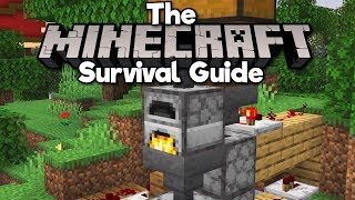 Auto-Refuelling Charcoal Generator! ▫ The Minecraft Survival Guide (Tutorial Lets Play) [Part 181]