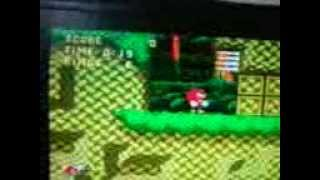 how to use debug in sonic 3 and knuckles mp4