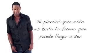 Brian McKnight -  The Rest Of My Life (letra en español)