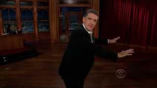 Craig Ferguson Monologue - Craig Does Ballet