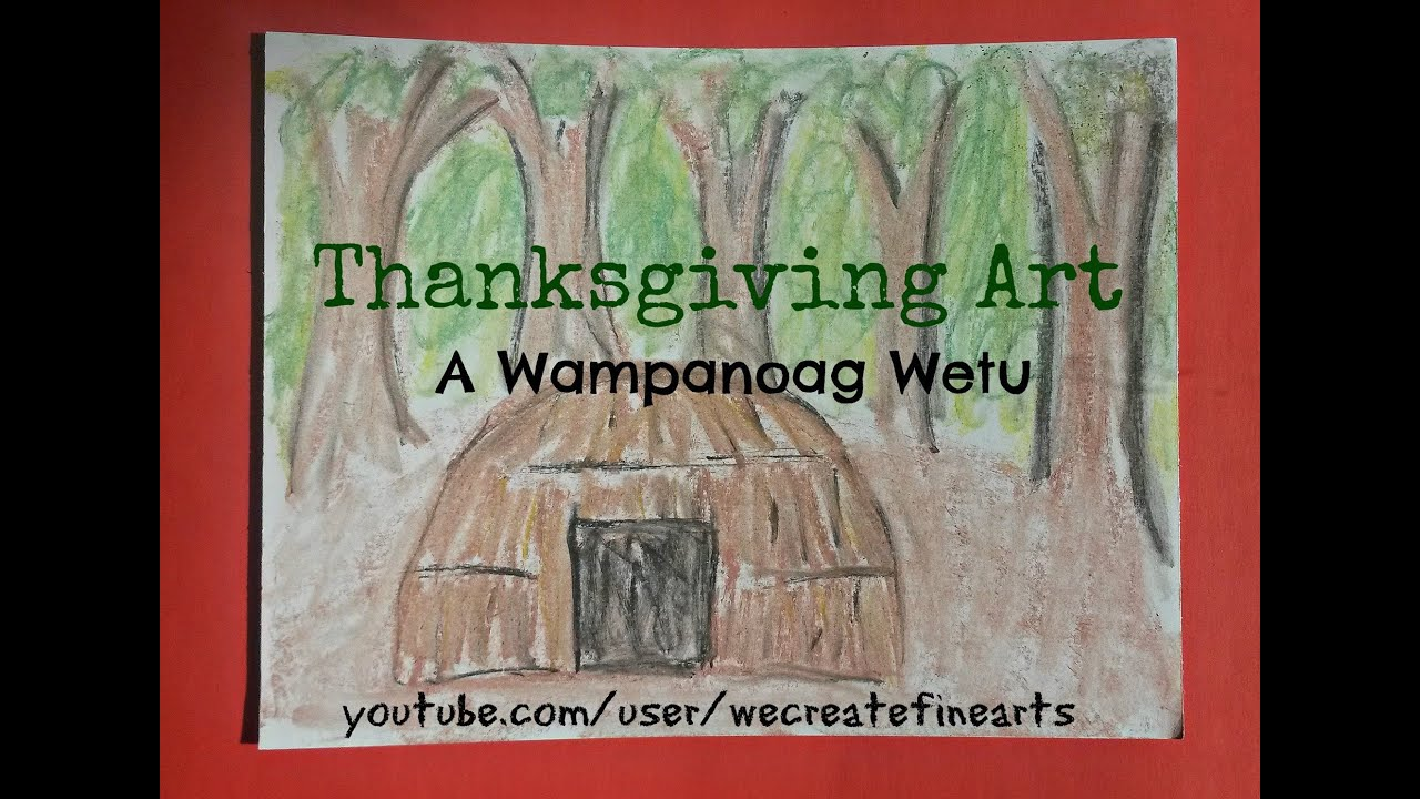 A Wetu: A Preschool Thanksgiving Lesson - YouTube