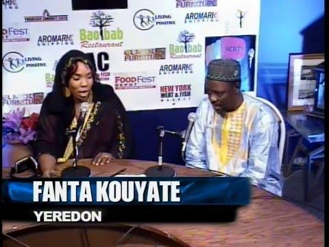 Imam Dr. Djounedy Diabe & Fanta Kouyate sur Islam - YEREDON 2.05.2016