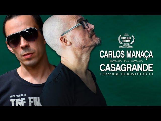Orange Room Porto w/ Carlos Manaça b2b Casagrande at Vintage4500, Porto series Episode 117 Pt 3
