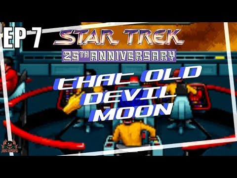 Star Trek 25th Anniversary Ep 6 That Old Devil Moon Walkthrough