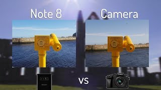 NOTE 8 VS DIGITAL CAMERA: CAN IT COMPETE?