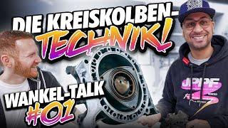 JP Performance - Die Kreiskolben-Technik! | Wankel-Talk #01