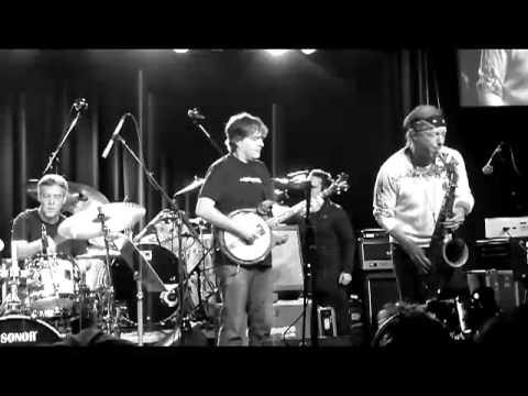 Bela Fleck & Friends - Monkey See 12-09-11 PreJam - Asheville, NC