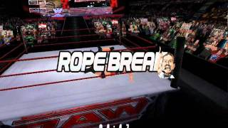 wwf no mercy 2011 tna vs wwe mod