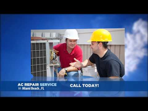 24 Hour Emergency AC Repair Miami Beach FL
