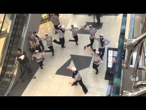 Видео ПН Флешмоб в Одессе в честь Дня соборности Украины
