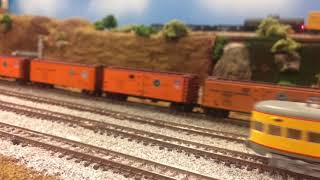 Worlds Greatest Hobby N Scale trains March 2018 Edison NJ