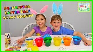 Easter Egg Coloring Kits for Kids