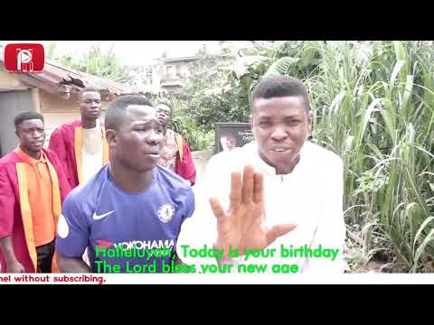 FUNNY GREETINGS  Compilation by Woli Agba Vol 2
