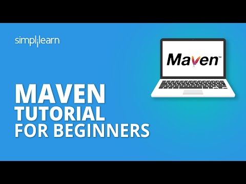 Maven Tutorial For Beginners | Introduction To Maven | Maven Explained | Maven Tutorial |Simplilearn