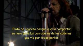 pearl jam - given to fly (subtitulado)