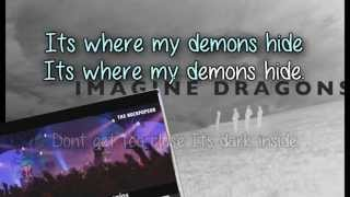 Imagine Dragons - DEMONS  [Karaoke/Instrumental]