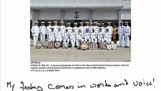 Pakistan Navy 2012 Song