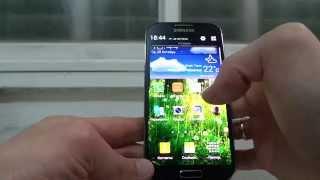 Как сделать скриншот экрана Samsung Galaxy.