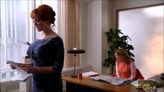 "Mad Men: Joan ""Surprise! There"