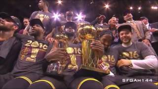 2016 NBA Finals: Game 7 Intro/Outro | CLE vs GSW |