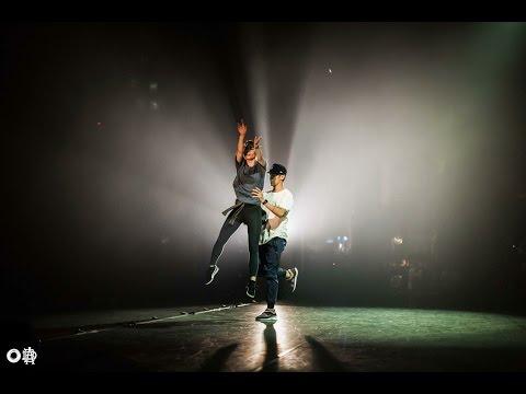 Keone & Mari Madrid Choreography   EN Dance Showcase 2015
