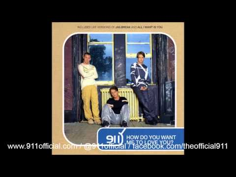 911 - How Do You Want Me To Love You? - 03/03: All I Want Is You (Live) [Audio] (1998)