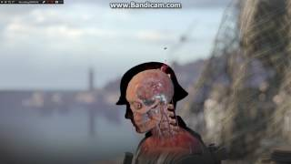 Super Pro Sniper Dude Man(Sniper Elite 4)