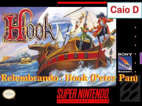 Trailer do filme Hook: A Volta do Capitão Gancho