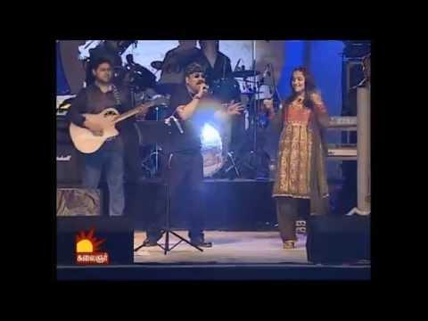 Lavanya & Hariharanji perform Telelphone Live in Chennai