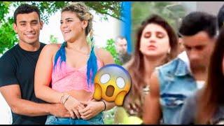 Macarena Vélez y Said Palao habrían sido separados de su reality por ampay