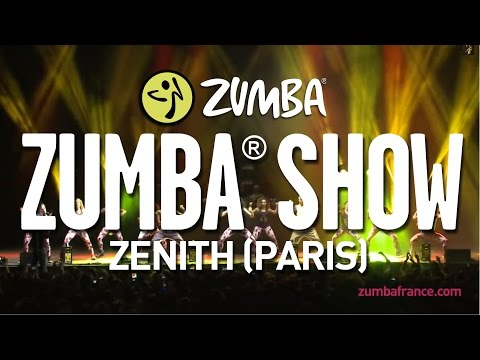 Zumba® Show Au Zénith (Paris) By Alix #3 - Don Omar Concert !