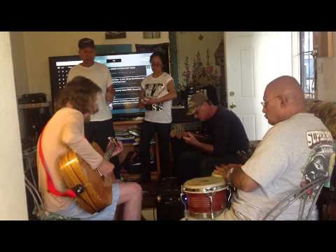 Steve 'Red' Ovard And Veterans Personal Music Therapy